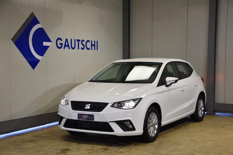 SEAT Ibiza 1.0 EcoTSI Last Edition 250 km 17'900 CHF - buy on carforyou.ch - 1