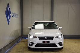 SEAT Ibiza 1.0 EcoTSI Last Edition 250 km 17'900 CHF - buy on carforyou.ch - 2