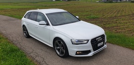 Audi A4 Avant 2.0 TDI quattro S-tronic 155'500 km 12'980 CHF - buy on carforyou.ch - 2