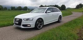 Audi A4 Avant 2.0 TDI quattro S-tronic 155'500 km 12'980 CHF - buy on carforyou.ch - 3