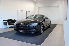 BMW 6er 650i Cabrio 72'500 km CHF29'990 - acquistare su carforyou.ch - 2