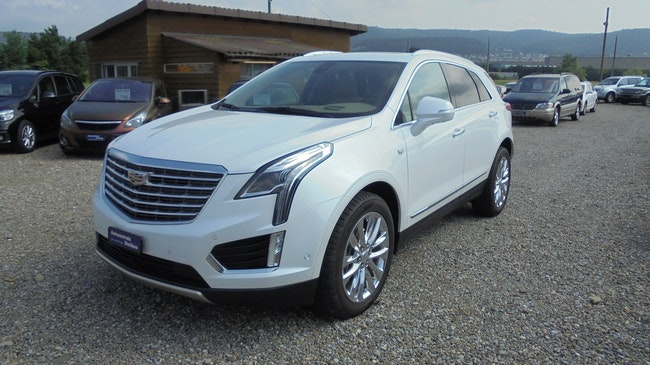 Cadillac XT5 Crossover 3.6 Platinum Automatic 67'000 km 29'990 CHF - acquistare su carforyou.ch - 1