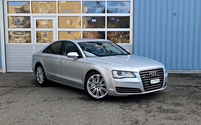 Audi A8 4.2 TDI quattro tiptronic 83'500 km 25'000 CHF - acheter sur carforyou.ch - 1