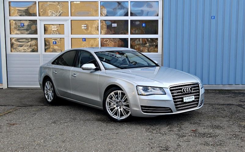 Audi A8 4.2 TDI quattro tiptronic 83'500 km 25'000 CHF - buy on carforyou.ch - 1