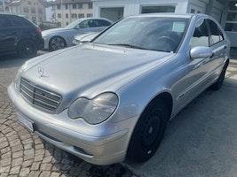 Mercedes-Benz C-Klasse C 220 CDI Classic 306'000 km 2'000 CHF - buy on carforyou.ch - 2