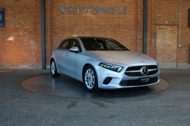 Mercedes-Benz A-Klasse A 220 Progressive 4Matic 2'100 km 42'800 CHF - buy on carforyou.ch - 2