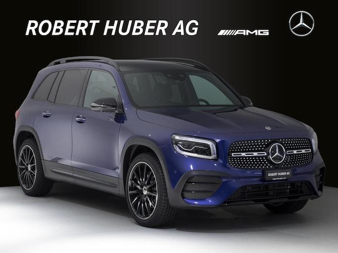 Mercedes-Benz GLB-Klasse GLB 250 4Matic AMG Line 8G-Tronic 50 km 77'100 CHF - buy on carforyou.ch - 1