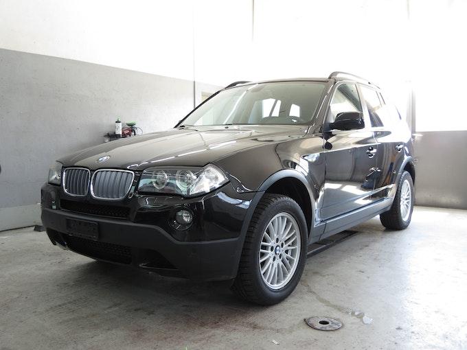 BMW X3 30d 240'000 km CHF7'600 - acquistare su carforyou.ch - 1