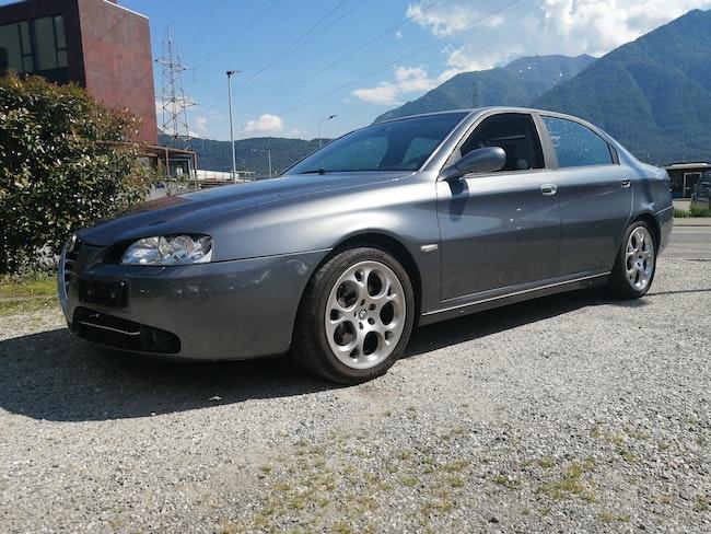 Alfa Romeo 166 2.4 JTD 20V Luxury Sportronic 196'700 km 3'900 CHF - kaufen auf carforyou.ch - 1