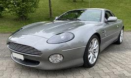 Aston Martin DB7 Vantage 77'000 km CHF45'800 - kaufen auf carforyou.ch - 2