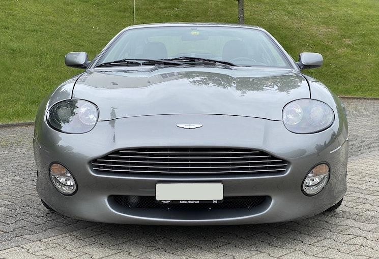 Aston Martin DB7 Vantage 77'000 km CHF45'800 - kaufen auf carforyou.ch - 1
