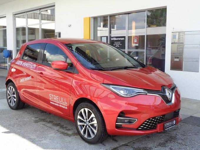 Renault Zoe Intens R135 52 kWh 1'500 km 24'770 CHF - acheter sur carforyou.ch - 1