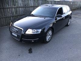 Audi A6 Avant 3.2 V6 FSI quattro 172'000 km 3'500 CHF - buy on carforyou.ch - 2