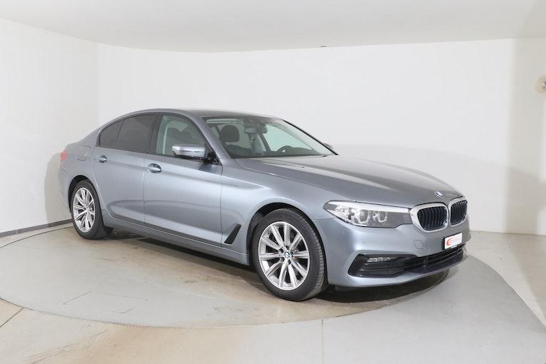 BMW 5er 520 i Sport Line Steptronic 25'592 km 30'800 CHF - buy on carforyou.ch - 1