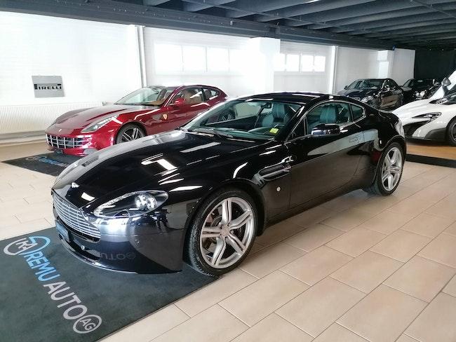 Aston Martin V8/V12 Vantage V8 Vantage Coupé 4.7 Sportshift CH-Fahrzeug 53'555 km 54'007 CHF - kaufen auf carforyou.ch - 1