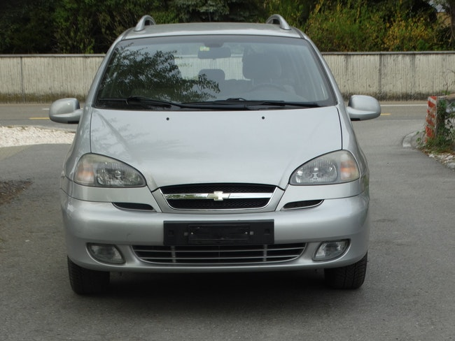 Chevrolet Tacuma 2.0 CDX 110'000 km 2'500 CHF - buy on carforyou.ch - 1