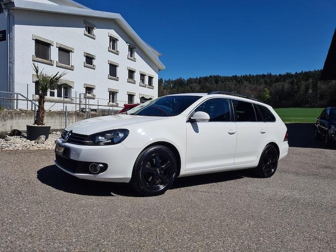 VW Golf Variant 1.4 TSI Comfortline DSG 201'000 km 5'950 CHF - buy on carforyou.ch - 1