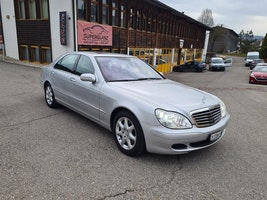 Mercedes-Benz S-Klasse S 500 4Matic 134'000 km 11'950 CHF - buy on carforyou.ch - 2