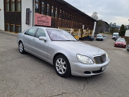 Mercedes-Benz S-Klasse S 500 4Matic 134'000 km 11'950 CHF - buy on carforyou.ch - 3