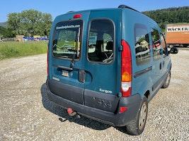 Renault Kangoo Kombi 1.6 16V Privilège Suisse 4x4 96'000 km CHF3'999 - acheter sur carforyou.ch - 2