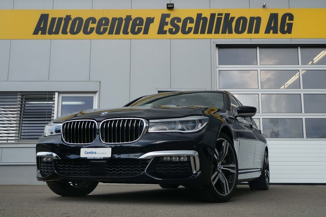 BMW 7er 740e iPerformance Steptronic M-Pack 29'990 km 68'900 CHF - acheter sur carforyou.ch - 1