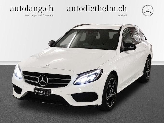 Mercedes-Benz C-Klasse C 250 d AMG Line 4Matic Swiss Star 88'900 km 29'800 CHF - buy on carforyou.ch - 1