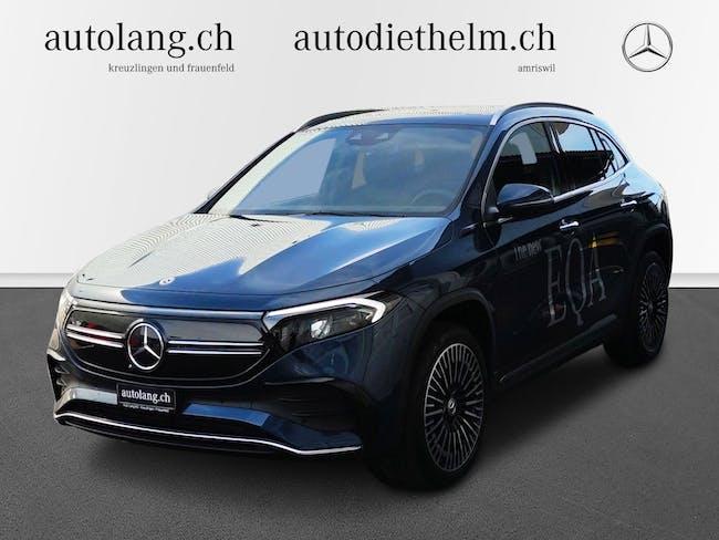 Mercedes-Benz EQA 250 AMG Line 5'000 km CHF57'800 - kaufen auf carforyou.ch - 1