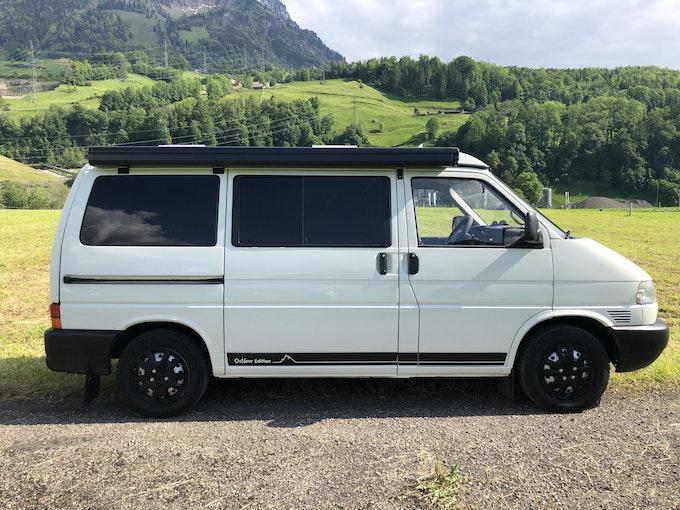 VW T4 California Syncro 199'600 km 28'300 CHF - acquistare su carforyou.ch - 1