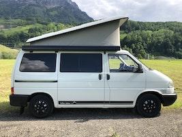 VW T4 California Syncro 199'600 km 28'300 CHF - acquistare su carforyou.ch - 2