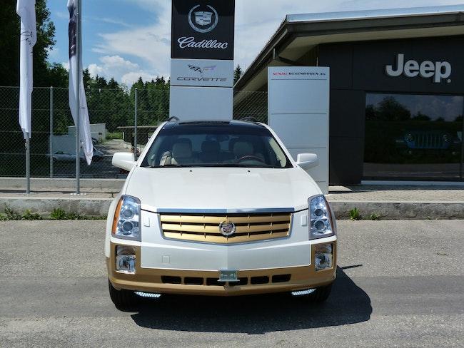 Cadillac SRX 3.6 V6 Sport Luxury 4WD 9'000 km 14'900 CHF - kaufen auf carforyou.ch - 1