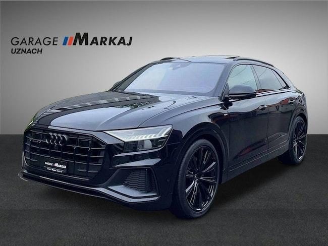 Audi Q8 50 TDI Black Edition quattro tiptronic 600 km 104'900 CHF - buy on carforyou.ch - 1