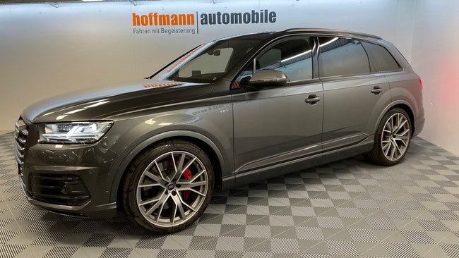 Audi SQ7 4.0 TDI quattro tiptronic 48'388 km 84'900 CHF - acquistare su carforyou.ch - 1