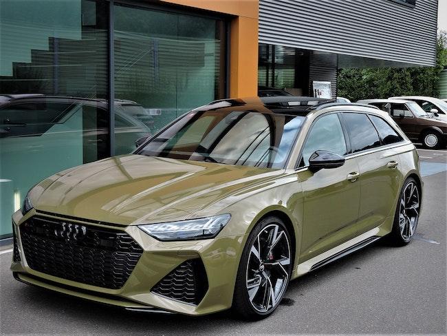 Audi RS6 Avant 4.0 TFSI V8 qu 25'900 km 149'900 CHF - kaufen auf carforyou.ch - 1