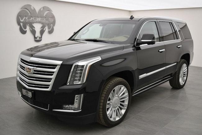 Cadillac Escalade 6.2 Platinum 8-Stufen Automat 1 km 98'900 CHF - kaufen auf carforyou.ch - 1