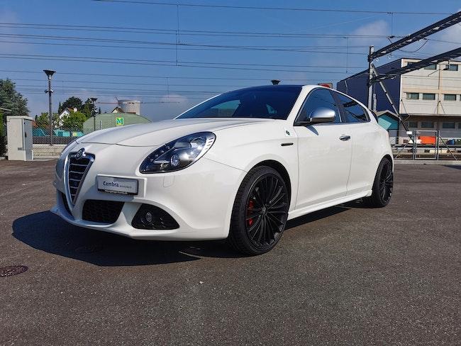 Alfa Romeo Giulietta 1750 TBi Quadrifoglio Verde 104'900 km 12'400 CHF - acquistare su carforyou.ch - 1