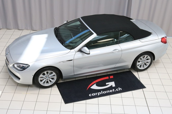 BMW 6er 640i x-Drive Cabriolet 55'950 km 34'900 CHF - acheter sur carforyou.ch - 1