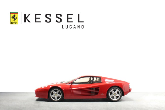 Ferrari 512 TR 59'000 km CHF165'000 - acheter sur carforyou.ch - 1