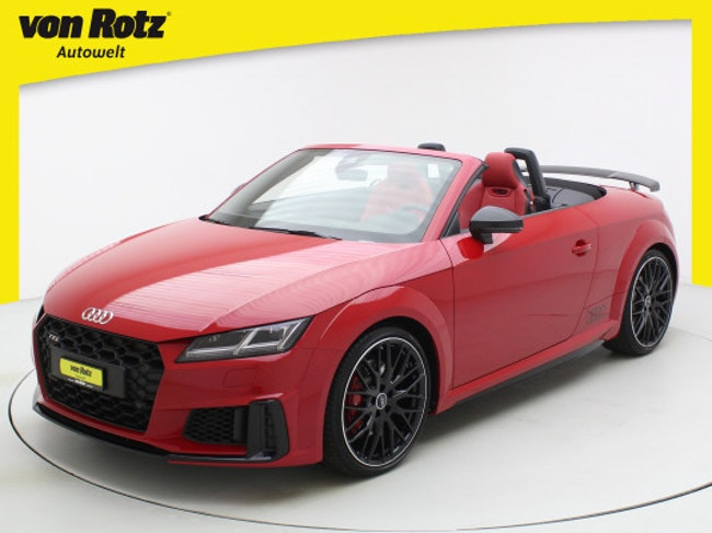 Audi TTS / TTRS TT Rds TTS quattro 14'400 km 54'950 CHF - buy on carforyou.ch - 1