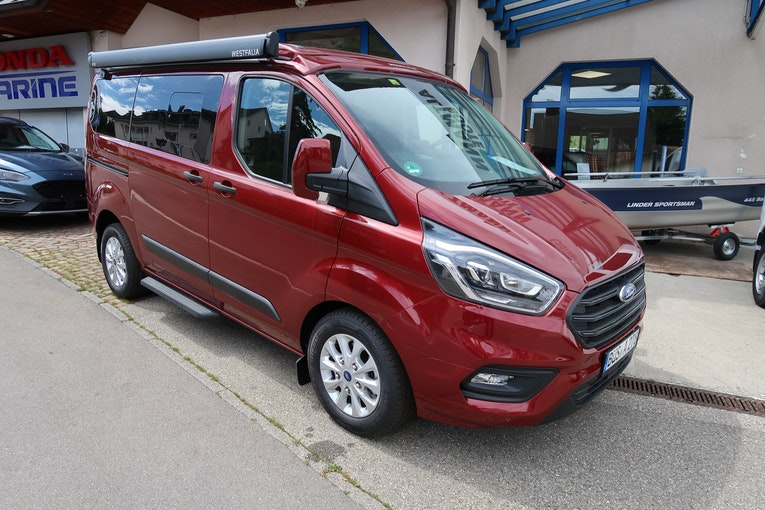 Ford Transit Custom 3'000 km CHF69'990 - acquistare su carforyou.ch - 1