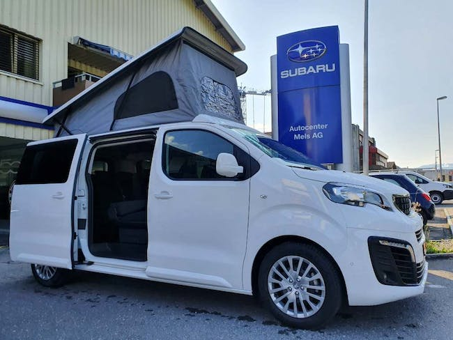 Peugeot Traveller ´´ CAMPSTER´´ 2.0 BHDi 180PS 50 km CHF55'400 - acheter sur carforyou.ch - 1