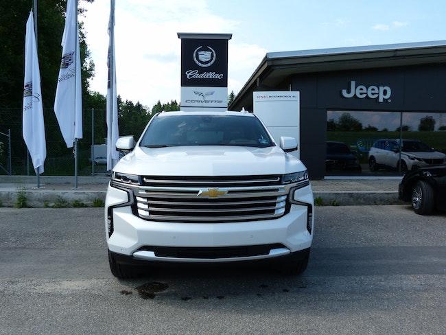 Chevrolet Tahoe High Country 10 km 99'800 CHF - acheter sur carforyou.ch - 1