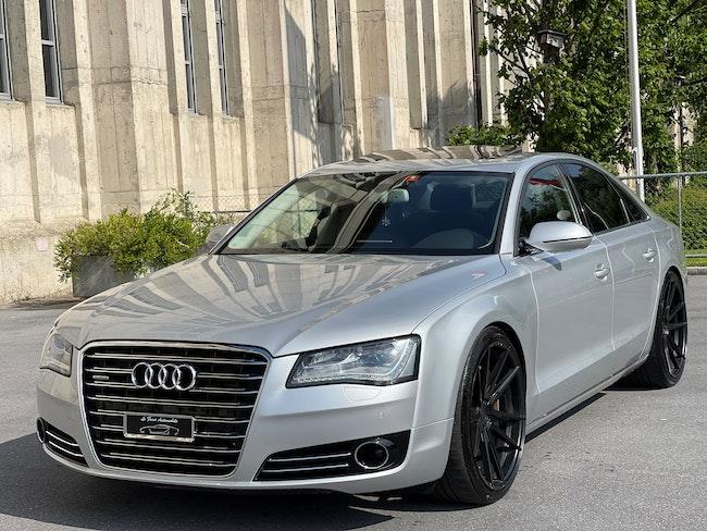 Audi A8 4.2 TDI quattro tiptronic 160'000 km 21'900 CHF - acheter sur carforyou.ch - 1