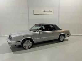 Chrysler Le Baron 2.2 Turbo 56'000 km CHF14'900 - acquistare su carforyou.ch - 3
