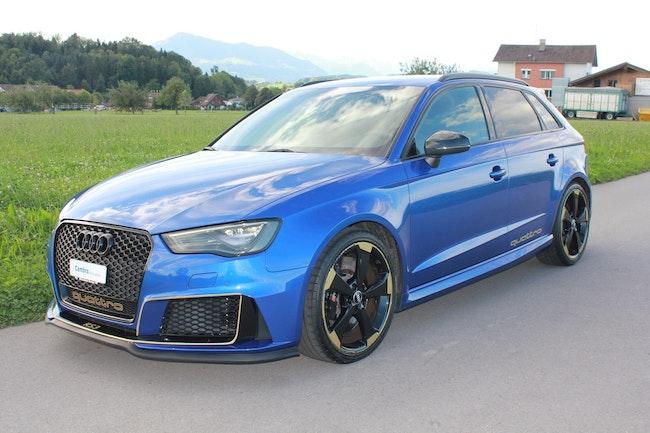 Audi S3 / RS3 RS3 2.5 TSI quattro S-tronic 77'000 km 36'980 CHF - buy on carforyou.ch - 1