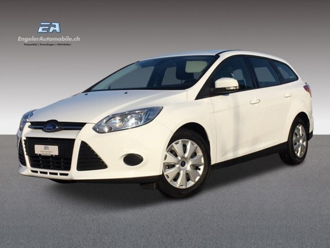 Ford Focus 1.0 SCTi Trend 75'000 km 8'990 CHF - buy on carforyou.ch - 1
