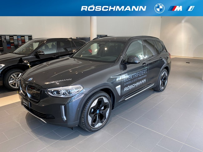 BMW iX3 iX3 300 km 88'300 CHF - acheter sur carforyou.ch - 1
