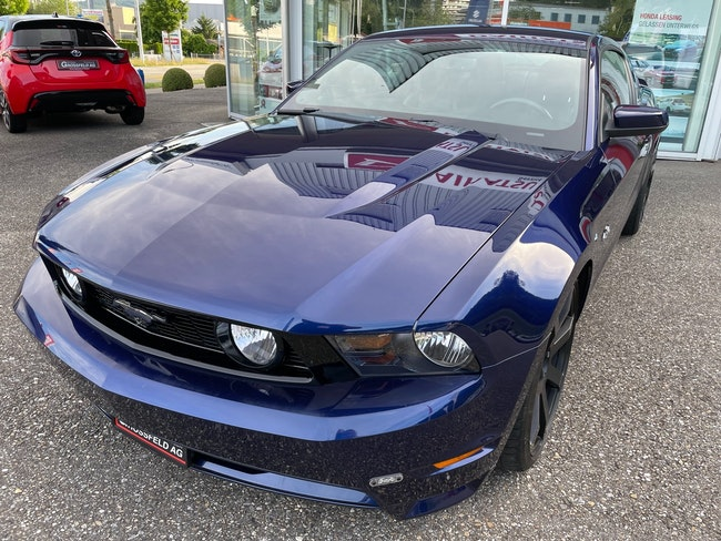 Ford Mustang FASTBACK 5.0 V8 GT AUTOMAT 39'900 km 29'550 CHF - acquistare su carforyou.ch - 1
