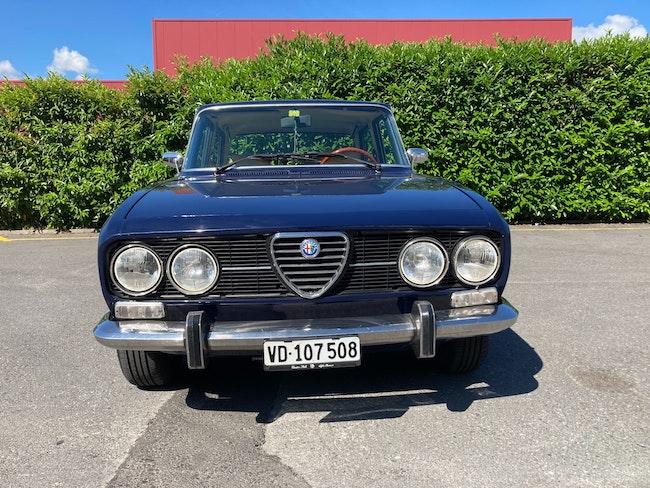 Alfa Romeo 2000 Berlina 115 (2000) 74'200 km CHF27'900 - acquistare su carforyou.ch - 1