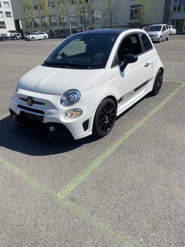 Fiat Abarth 595 11'500 km CHF28'500 - acquistare su carforyou.ch - 1