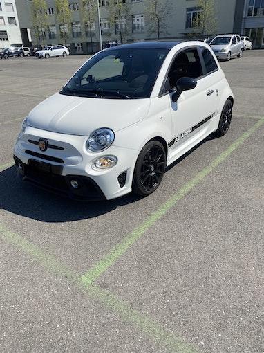 Fiat Abarth 595 11'500 km CHF28'500 - buy on carforyou.ch - 1